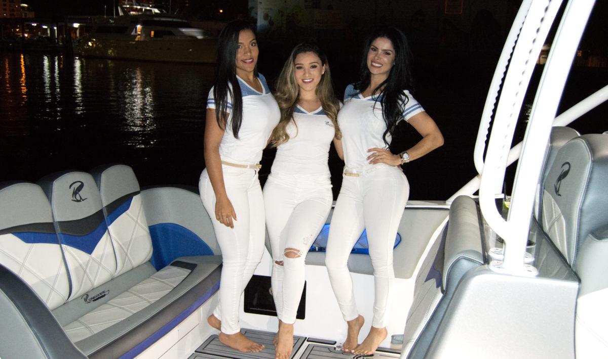 renegade powerboats females