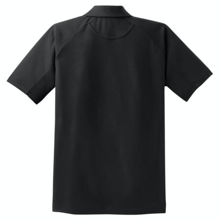 renegade black polo