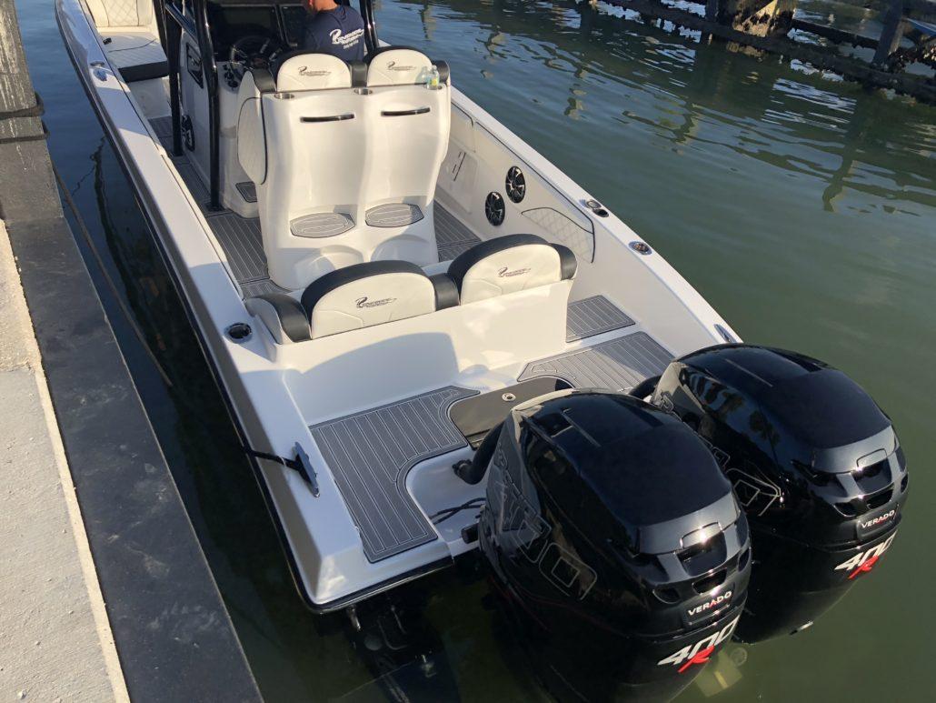 2019 new 32' cuddy renegade powerboats