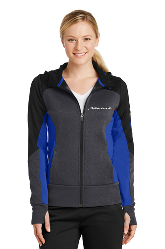 womens jacket blue