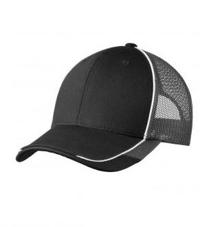 black mesh renegade cap